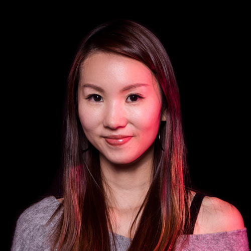 Angie Hsu - Account Manager